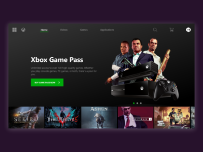 Xbox One Game Experience