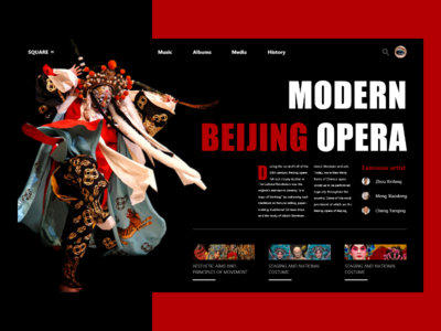 Modern Beijing Opera