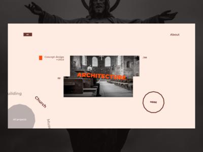 Architect - concept design 2019