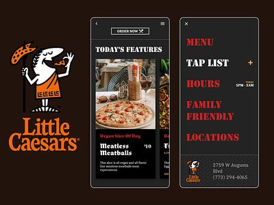 Pizza or nothing. icon logo application app food minimal illustrations animation website ux web vector ui art illustration artwork design