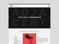 Responsive website for design agency
