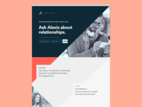 Ask Alexis