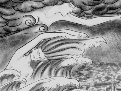 HAIYAN haiyan illustration digital painting
