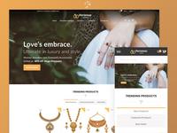 Horseway Jewelry Store Template