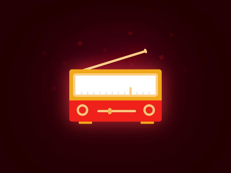 Rocko the bright radio bright radio illustration weeklyillochallenge