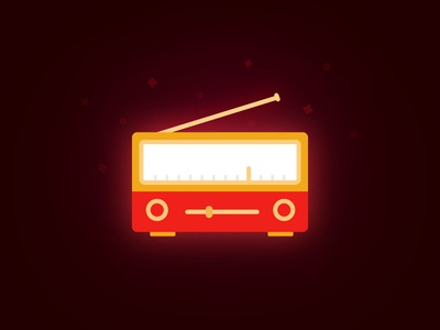 Rocko the bright radio