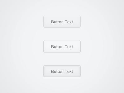 Elegant Light Button elegant light button web website ui