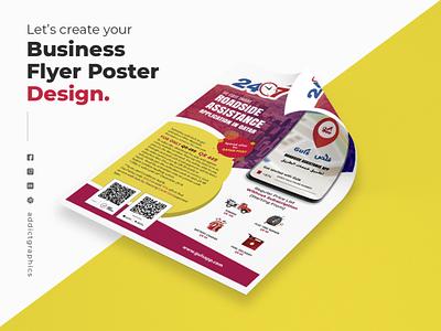 Business Flyer Poster Design design graphic design aniz poster design poster flyer flyer design logo branding addict graphics