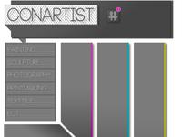 ConArtist Landing Page 2nd Rev