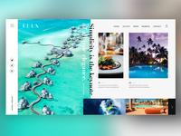 🏨 hotel / resort / travel