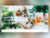 🥤Beverage Manufacturer|Web Site Design