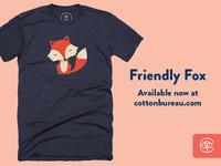 Friendly Fox is back!