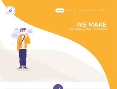 Sample Website Design