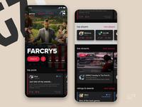 Community of Gamers App