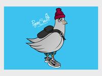 Pigeon Sam