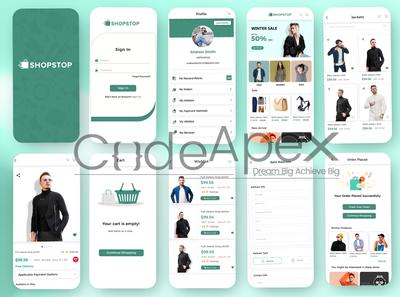 Shop Stop - Ecommerce App