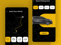 Car Parking Mobile App