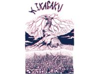 Kikagaku Moyo gig poster