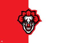 Logo Clown/ Illustration/ Mascot