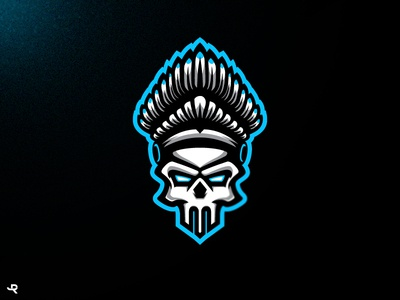 Logo Skulls/ Illustration/ Mascot