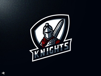 Logo Knights/ Illustration/ Mascot