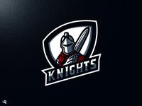 Logo Knights/ Illustration/ Mascot