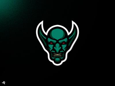 Logo Goblin/ Illustration/ Mascot