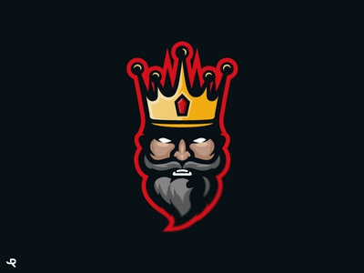 Logo King/ Illustration/ Mascot
