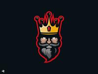 Logo King/ Illustration/ Mascot