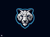 Leopard/ Illustration/ Mascot