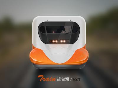 Train越台灣/700T