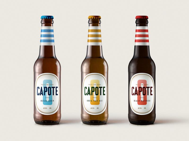 Capote 8 Beer