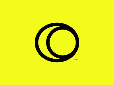 Oculary Symbol Exploration eye eyewear glasses icon vector brand logo branding design