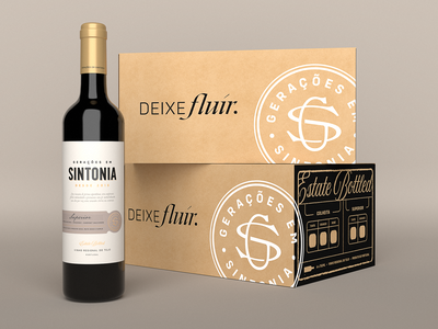 GS Wines Packaging wine packaging viticulture generations portugal box wine label wine box label wine packaging brand branding design