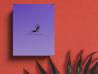 Cat Walk's Shoes Box Design