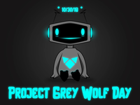 Project Grey Wolf Day