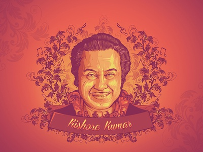Legends of Bollywood - Kishore Kumar
