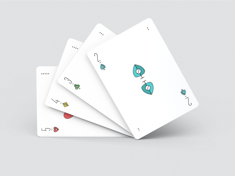 Rpc number cards 1x