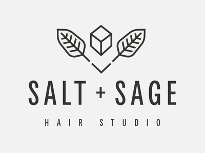 Salt + Sage logo