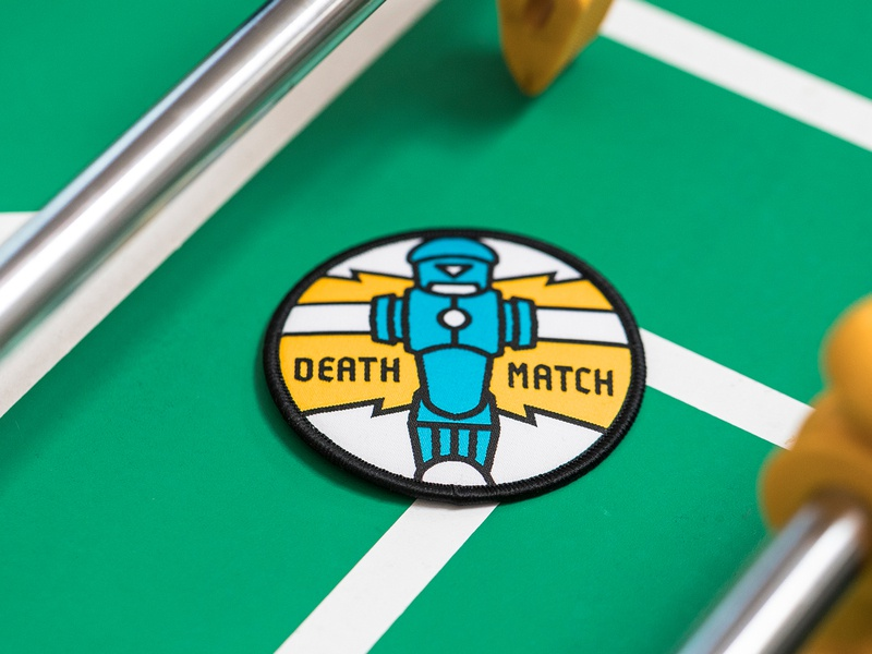 Foosball Death Match Patch match death patches