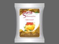 Guria Whitening Pack | Honey Flavor