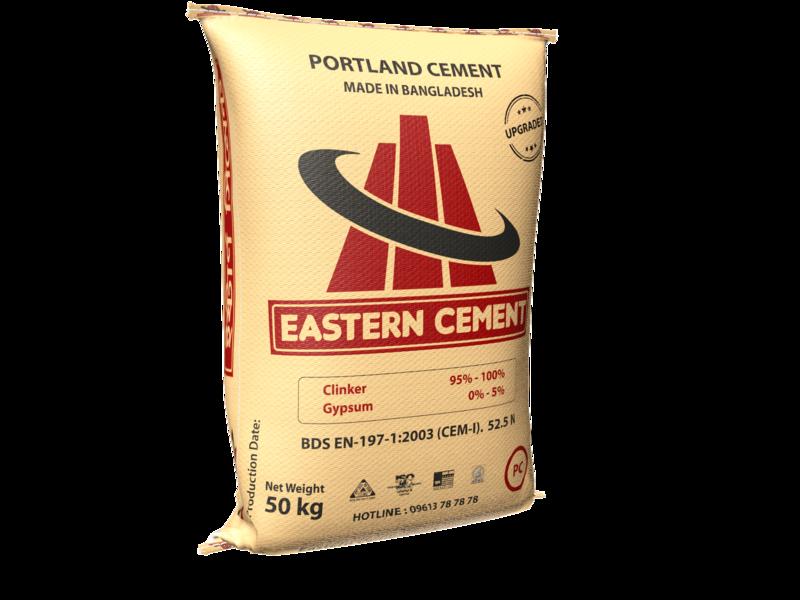 Eastern Cement | PC Bag | 3D identity eastern cement illustrator design branding 3d