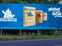 Billboard for Eastern Cement Industries Ltd.