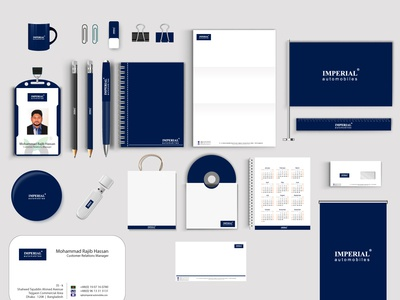 Imperial Automobiles | Stationaries