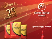 7 Horse Cement | Silver Jubilee | Preview