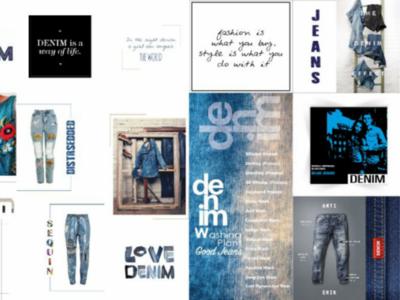 Apparel factory wall branding photoshop illustrator jeans denim fashion branding wall branding nabi textiles washing plant doreen apparels doreen garments doreen