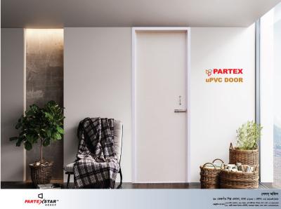 Partex | A4 Bi-fold brochure upvc door furniture design fur brochure icon vector identity photoshop design branding illustrator pvc door pvc door furniture