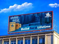 Eastern Cement billboard