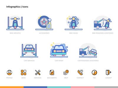 Infographic | Icon Designing
