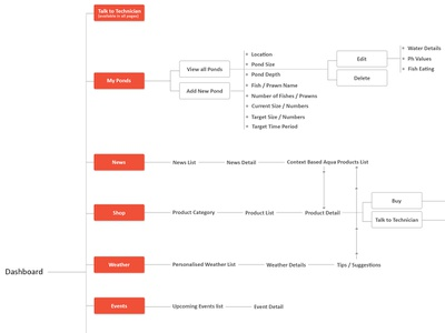 Information Architecture sitemap user journey user flow user experience mobile app interface uxui interaction design ux design information architecture ux